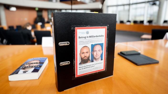 Untersuchungsausschuss zum Bilanzskandal Wirecard