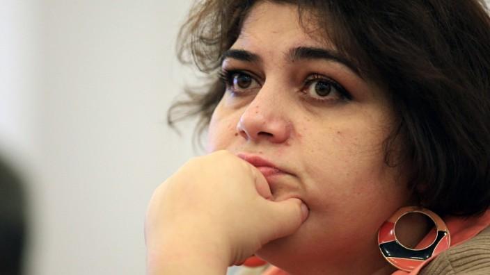 Die aserbaidschanische Investigativjournalistin Khadija Ismayilova, kostenlos, online frei