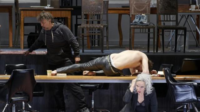 Parsifal in der Wiener Staatsoper
