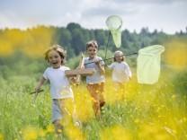 Familie und Gesellschaft: Lasst die Kinder raus!
