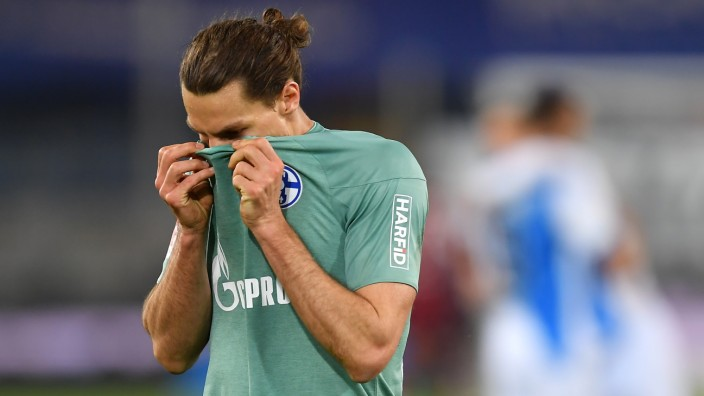DSC Arminia Bielefeld v FC Schalke 04 - Bundesliga