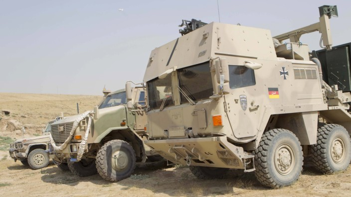 Bundeswehr-Einsatz in Afghanistan