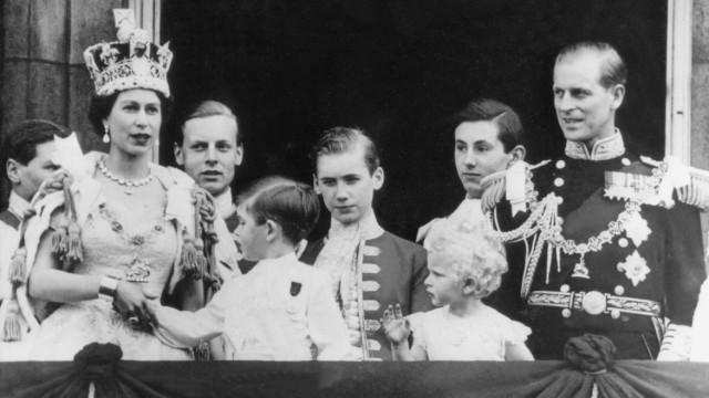 Königin Elizabeth II. wird 95