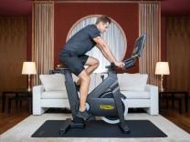 Kempinski Fit Room powered by Technogym Bike_copyright Kempinski Hotels