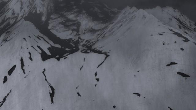 """COLD MOUNTAIN; COLD MOUNTAIN . Credit: Michael Lange. Die Bilder dürfen nur im Zusammenhang mit einer Buchbesprechung des Titels """"Cold Mountain"""" aus dem Verlag Hartmann Books verwendet werden. Für die Illustration einer Buchbesprechung können im Print 3"""