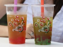 Bubble Tea Is Popular Trend In Europe