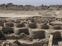 Sensationsfund in Ägypten: In den Ruinen der goldenen Stadt