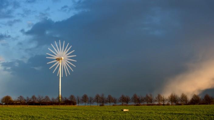 Klimaschutz: Windräder sorgen für saubere Energie