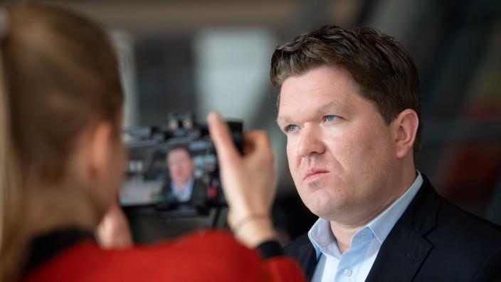 Sitzungen der Bundestagsfraktionen - SPD