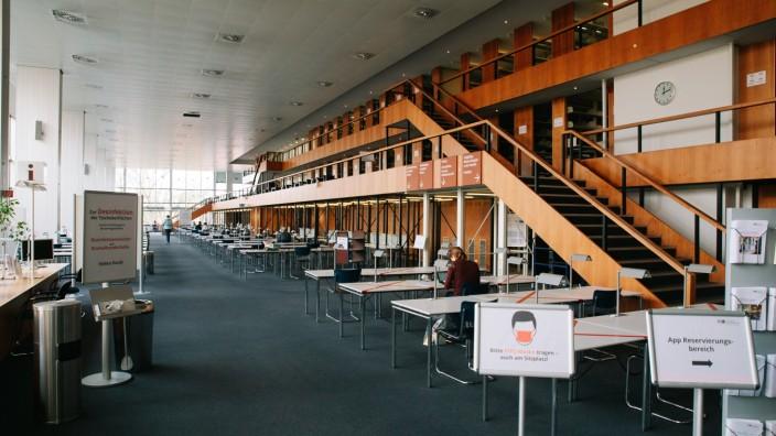 Bayerische Staatsbibliothek München