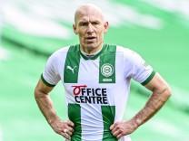 Comeback vonAltstar Arjen Robben