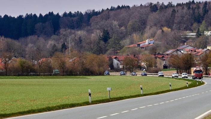 Freiflächen für PV, B304 Kirchseeon
