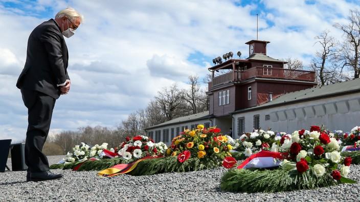 Gedenken an Befreiung von Konzentrationslagern