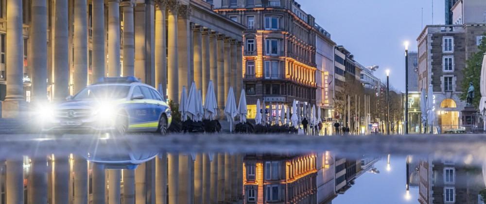 Coronavirus in Deutschland: Ausgangssperre in Stuttgart