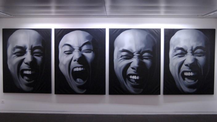 Kunst: Werke aus der Sigg-Sammlung von Geng Jianyi