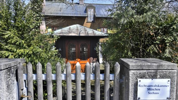 Seeshaupt, St.-Heinricherstr 45, Seehaus