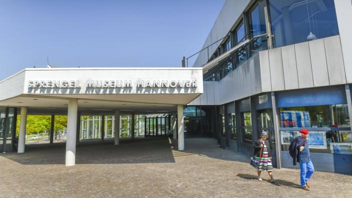 Sprengel Museum Rudolf von Bennigsen Ufer Hannover Niedersachsen Deutschland *** Sprengel Museum