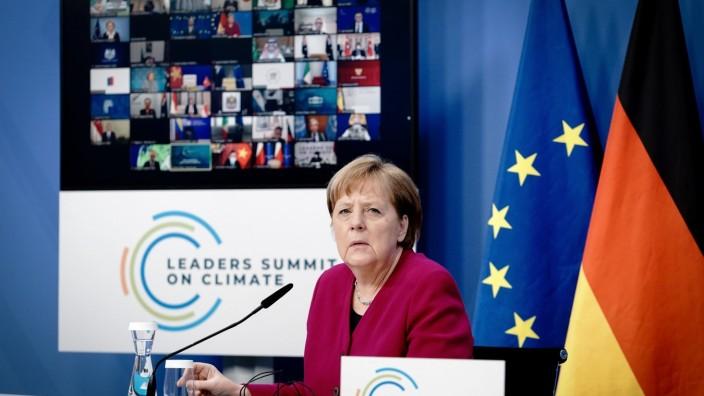 Virtual climate summit