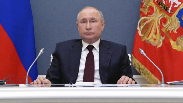 Russland: Präsident Wladimir Putin