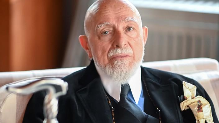 Maler Markus Lüpertz wird 80