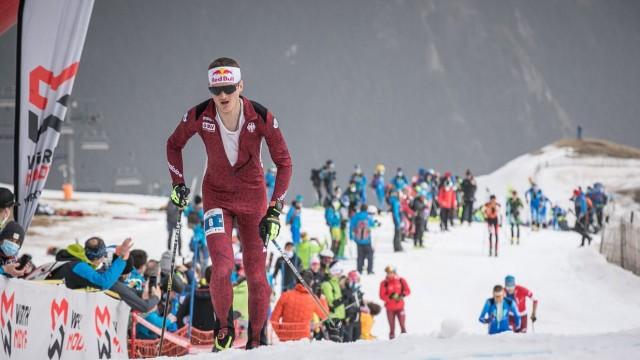 Skibergsteiger Palzer wird Radprofi