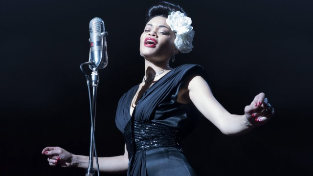 ANDRA DAY nominated for Actress In A Leading Role : RELEASE DATE: February 12, 2021 TITLE: The United States vs Billie H