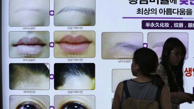 SOUTH KOREA PLASTIC SURGERY ADVERTISING