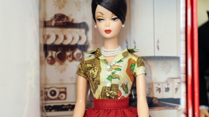 Barbie Börse in München, 2014