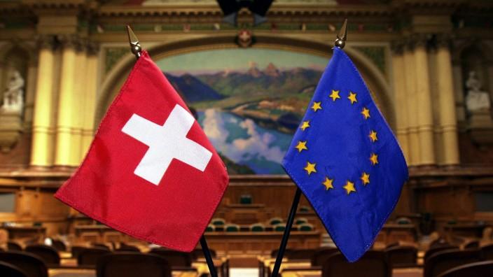 Schweiz - EU-Abkommen