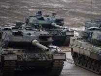 Exportgenehmigungen für deutsche Rüstungsgüter sinken weiter