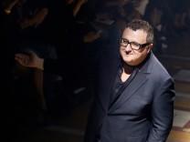Nachruf: Modeschöpfer Alber Elbaz gestorben