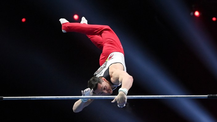 European Artistic Gymnastics Championships - Day Five