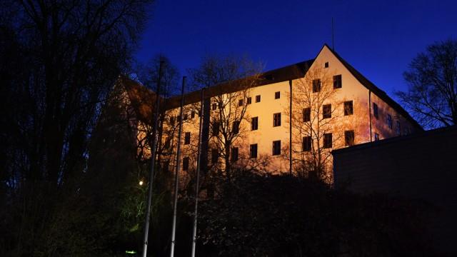 Starnberg Abendsbeleuchtung