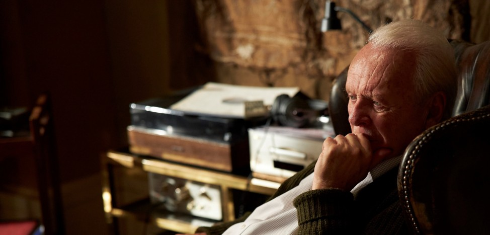 Oscars 2021 - Anthony Hopkins in 'The Father'