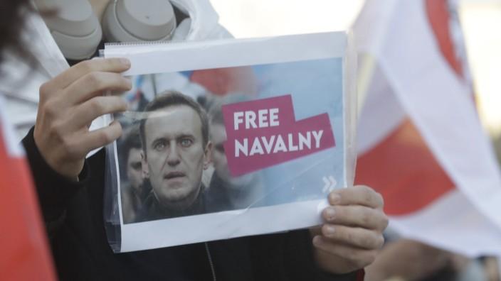 Nawalny-Proteste in Polen
