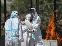 Corona-Pandemie in Indien
