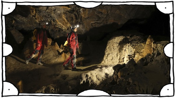 Lombrives Cave