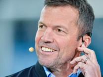 Matthäus wird Fußball-Experte bei RTL