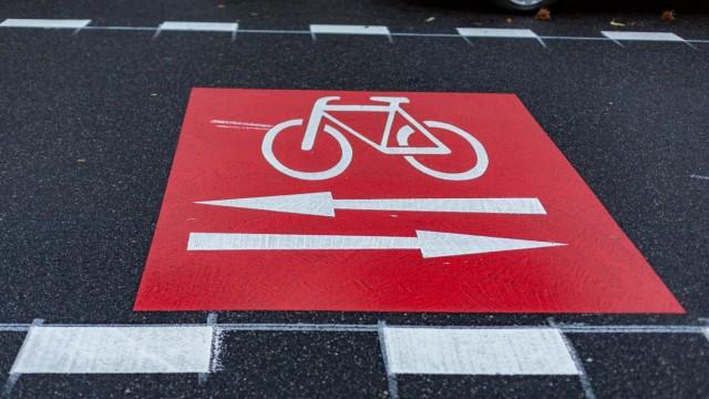 Neue Fahrradstraße in Friedrichshain, Eine Fahrradstraße von der Palisadenstraße Weidenweg zur Rigaer Straße wurde eing