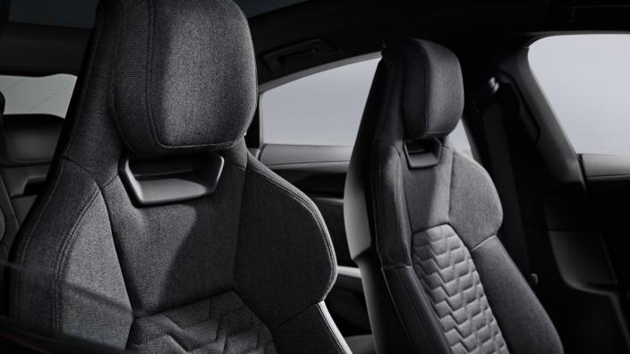 Audi e-tron GT Sitze