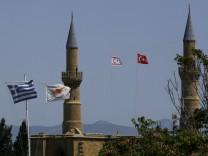 Neuer Anlauf zur Lösung der Zypern-Frage