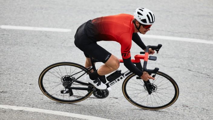 Pressebild Rennrad BMC Teammachine