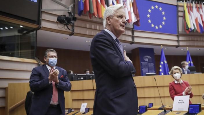 Plenarsitzung des Europäischen Parlaments