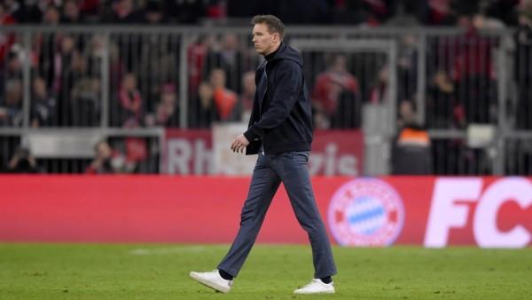 09.02.2020, Fussball 1. Bundesliga 2019/2020, 21. Spieltag, FC Bayern München - RB Leipzig, in der Allianz-Arena München; Fußball