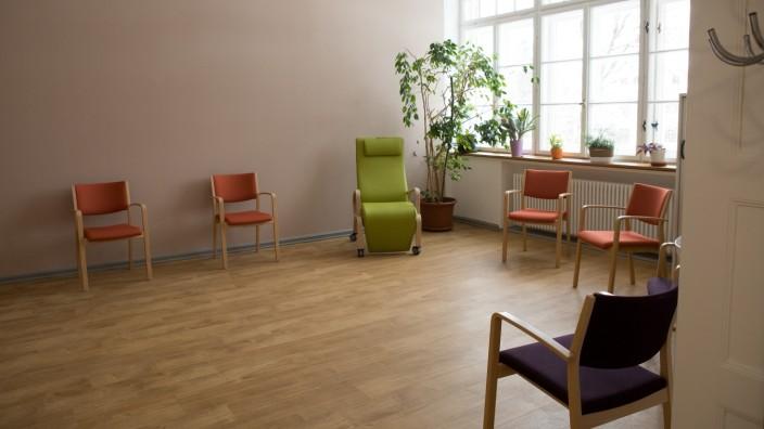 Die neue Suchtklinik des Isar-Amper-Klinikums in Haar, Haus 30