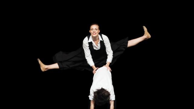"""Silhouette"", Ballett"