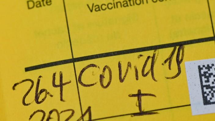 Coronavirus - Impfung