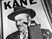 CITIZEN KANE ORSON WELLES Date: 1941. Strictly editorial use only in conjunction with the promotion of the film. Credit