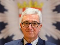Innenminister Lewentz