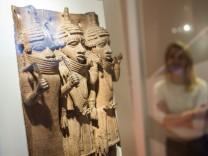 Benin-Bronzen: Vor der Wende